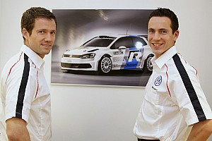 WRC Sébastien Ogier becomes first factory driver at Volkswagen