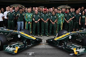 Formula 1 Kovalainen rules out Caterham defection for 2012