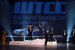 WTCC Muller And Chevrolet Crowned At FIA Gala