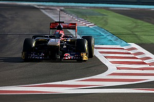 Ceccon in 'Friday' talks with Toro Rosso, Caterham, HRT