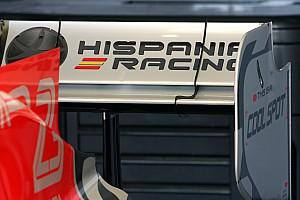 Formula 1 Minardi driver Perez-Sala takes control at HRT