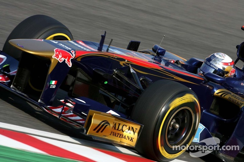 'Shocked' Buemi eyes options after Toro Rosso axe