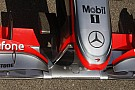 2012 McLaren to be launched before Jerez test