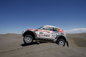 Dakar X-raid Team stage 3 report