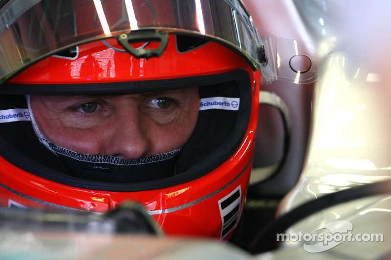 Schumacher turns 43 insisting 'I can still win'