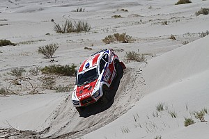 Dakar Riwald Team stage 5 report