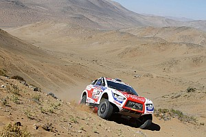 Dakar Riwald Team stage 7 report