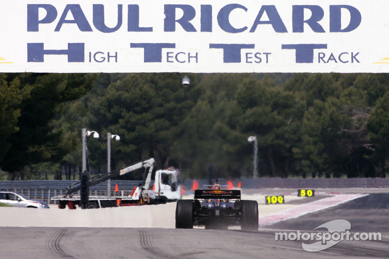 Government confirms French GP plans 'on track'