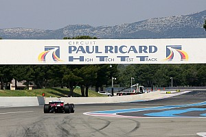 Formula 1 Paul Ricard could host 70,000 spectators for French GP