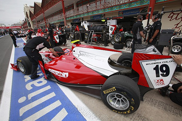Scuderia Coloni sign Coletti and Onidi for 2012