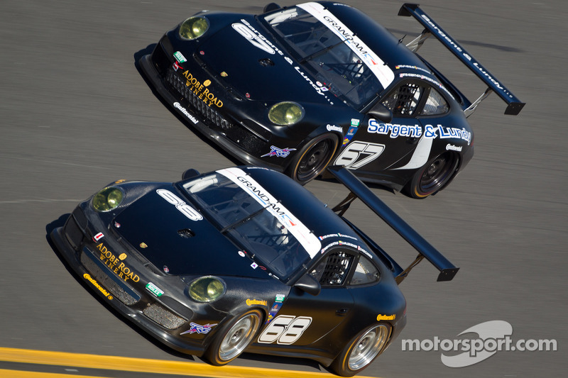 The Racer's Group Daytona January test summary