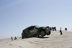 Dakar X-raid Team stage 13 report
