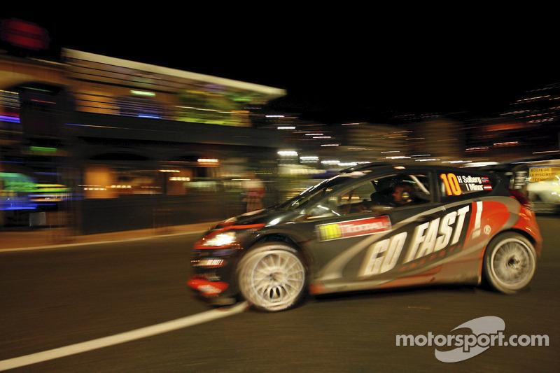Go Fast Energy Monte Carlo leg 4 summary