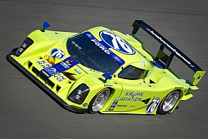 Grand-Am Krohn Racing prepped with top drivers for Daytona 24H