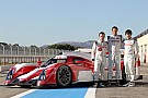 Toyota unveils photos of its Hybrid LMP1
