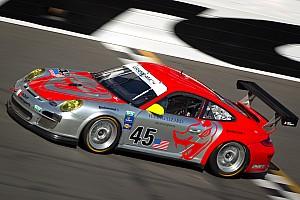 Flying Lizard Motorsport Daytona 24H qualifying report