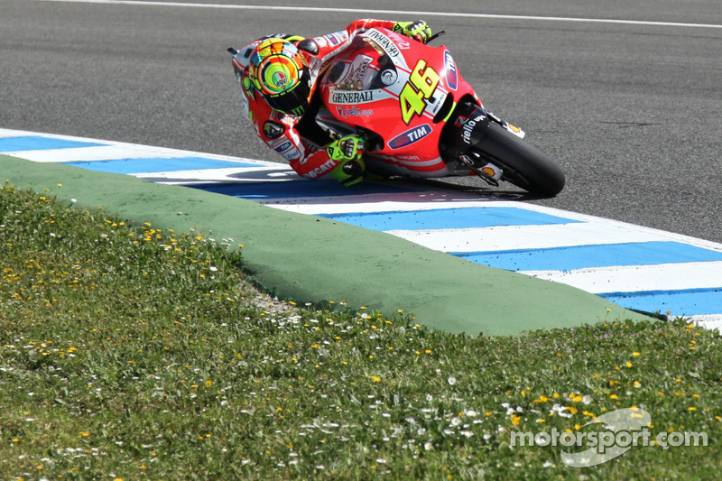 Great Expectations ahead of First 2012 MotoGP Test
