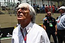 Wolff should step up at Williams - Ecclestone