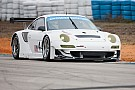 New Porsche 911 GT3 RSR debuts at Sebring winter test