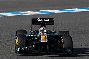 Formula 1 Caterham Jerez test day 4 report