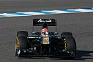Caterham Jerez test day 4 report
