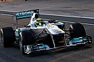 Mercedes Jerez test day 3 report