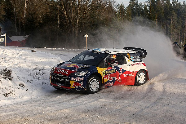 Hirvonen keeps up the pressure
