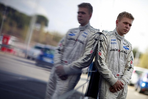 Kevin Magnussen moves up in McLaren Young Driver Programme