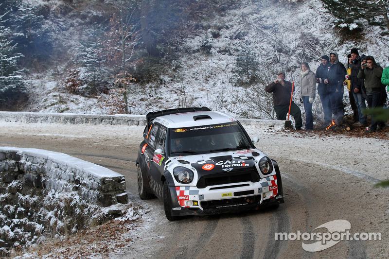 MINI Portugal Rally Sweden final summary