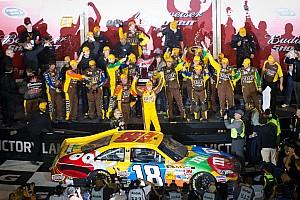 NASCAR Sprint Cup Kyle Busch Daytona Shootout race report