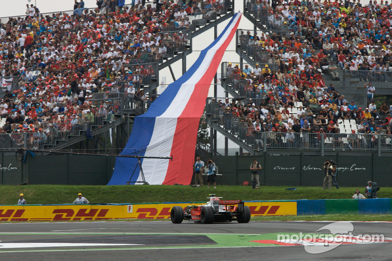 2013 France GP project 'not dead' - minister