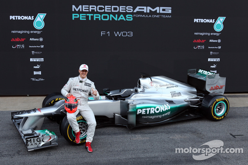 Mercedes eyes new two-year deal for Schumacher