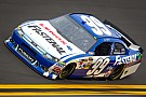 Edwards reflects on his 1st Daytona pole
