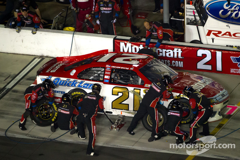 Bayne and Wood Brothers finish Daytona 500 despite crash