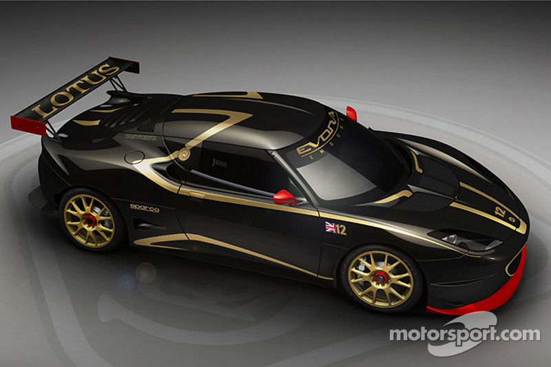 Alex Job Racing and Lotus partnership announced