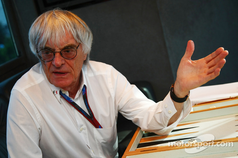Ecclestone defiant amid latest Bahrain reports