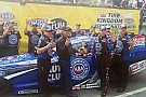 John Force Racing Gainesville final report