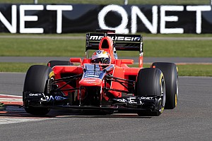 Not much track time for Marussia ahead of Australian GP at Melbourne