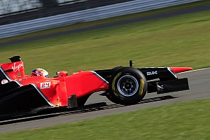 Glock thinks new Marussia to beat 107pc rule