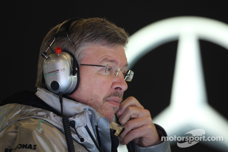 Wealth has not dimmed Brawn's drive