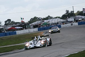 ALMS Muscle Milk Pickett Racing Sebring Thursday report