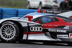 WEC Lotterer leads Audi sweep in qualifying at Sebring