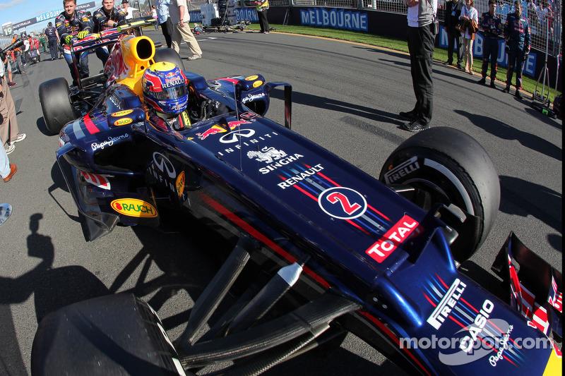 Renault Sport Australian GP - Melbourne race report