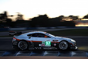 WEC Aston Martin Racing Sebring race report