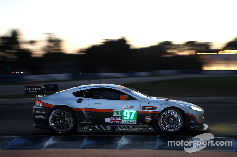 Aston Martin Racing Sebring race report