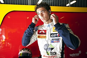 Nathanaël Berthon looks forward to competing in the 2012 GP2 Series