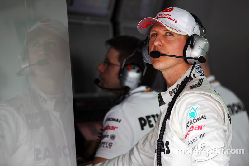 Schumacher not expecting Sepang pole