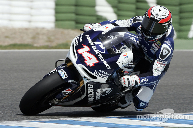 Aspar Team Jerez test day 3 report