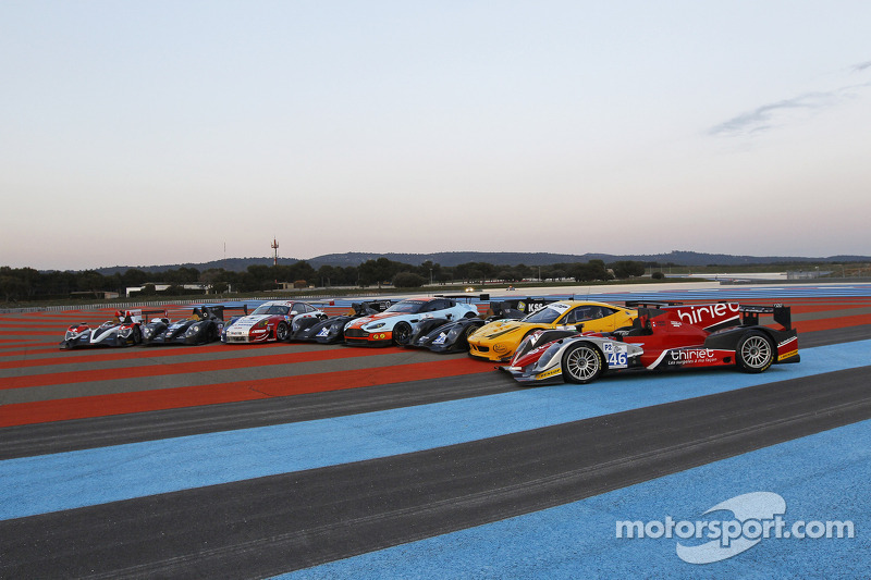 Teams, drivers ready for 6H action-packed race at Circuit Paul Ricard