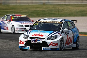 WTCC Team Aon Valencia qualifying report